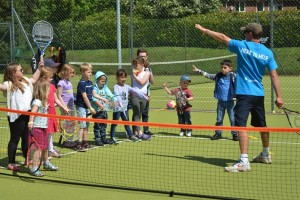 2015 Open Day coaching